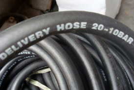 TS3001 Rubber water delivery hose