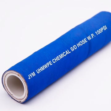 UHMWPE Chemical suction and discharge hose 150PSI-JYM