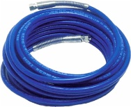 Airless spray hose and assembly