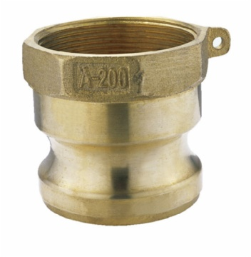 Brass Camlock Coupling Type A